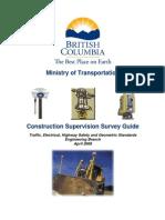 construction survey