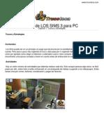 Guia Trucoteca Los Sims 3 Pc