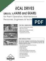 Mechanical Drives Practicals