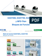 Funciones de Easy MFD Titan