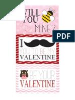 Free Valentine's