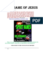 Name of Jesus-christ