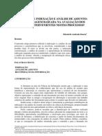 Biblionline-3(2)2007-Processos de Indexacao e Analise de Assunto Uma Abordagem Baseada Na Avaliacao Dos Fatores Intervenientes Nestes Processos
