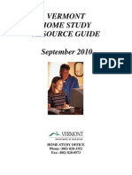 Home Study Resource Guide