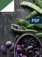 Ten Speed Press Cookbook Catalog - Fall 2013