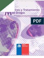 CONACE - (2004) Mujeres y tratamiento de drogas. Guía de asesoría clínica para programas de tratamiento y rehabilitación en drogas en población específica de mujeres adultas