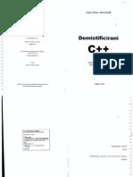 Demistificirani C++ (Šribar, Motik, 2. izdanje, 2001.