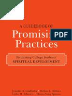 Campus Spirituality Practices
