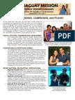 Mission Report - Jan 2013