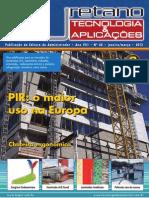 Revista Poliuretano Tecnologia & Aplicações Ed. 48