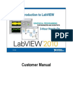 Customer Manual Labview