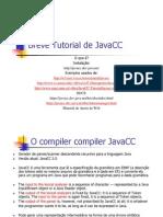 73943619 JavaCC Tutorial