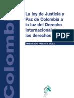 La ley de justicia y paz de Colombia.pdf
