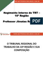 Regimento Interno Trt Total