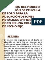 APLICACIÓN DEL MODELO DE DIFUSIÓN DE PELÍCULA DE PDF
