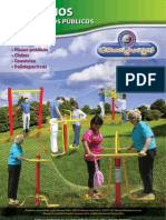 Catalogo Gimnasios Para Espacios Publicos