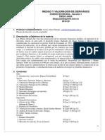 Programa Derivados Diego Jara 2012-2