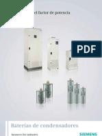 Catalogo PFC Baterias Condesadores BT LV Oct09