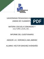 Universidad Pedagogica Nacional 22 Hector