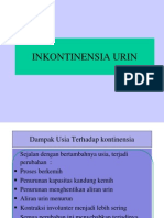 Inkontinensia