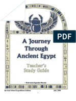 A Journey Through Ancient Egypt (Article)