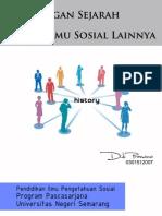 hubungan sejarah dengan ilmu-ilmu sosial lainnya