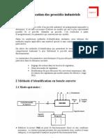 Identification Des Procedes Industriels