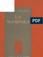 Marta Brunet La Mampara