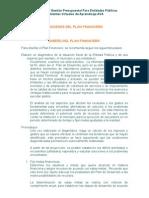 EOP 1.2.1 Procesos Plan Financiero