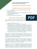EOP 1.2.3 Conformacion Ingresos y Gastos