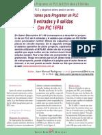 PLC Con 16f84