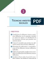 Anestesia Bucal 2009