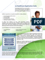 Healthcare Datasheet