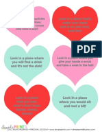 Valentine's Day Clues Hunt