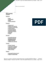 Error Update Symantec