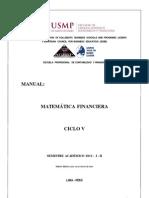 manual matematica financiera