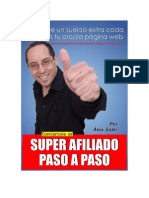 Conviertete en Super Afiliado Paso a Paso, Alex Soler by Jorge96