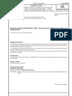 ISO 6945 Abrasion Test