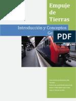 Empuje Laterales - Introducción y conceptos generales