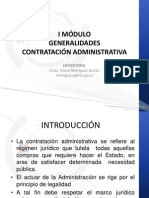 i Modulo Generalidades Contratacion