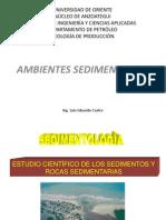 Clase de Ambientes Sedimentarios