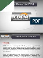 FBTM Plano Comercial 2013