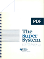 2-4-2013 the Super System With Cover - 40 Pages
