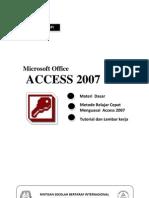 Modul Access 20071