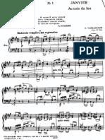 Tchaikovsky - Seasons