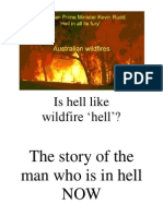 The True Story of a Man Who is in Hell Now