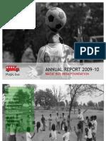 Magic Bus Annual Report 2009-10