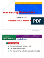Media Rates