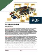SAP WM strategies