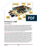 SAP WM strategies